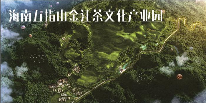 五指山金江茶文化产业园
