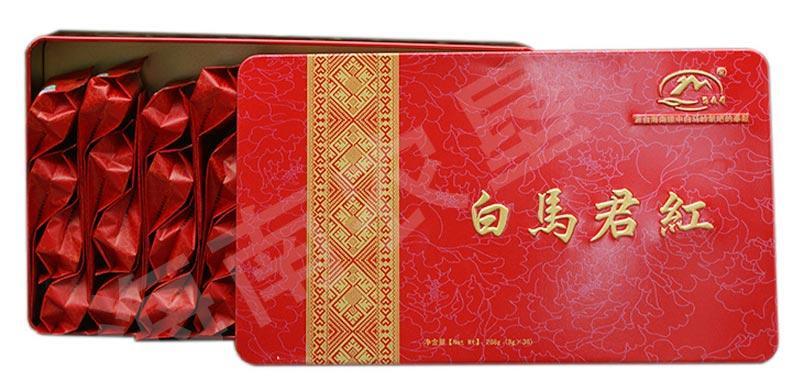 白马岭红茶