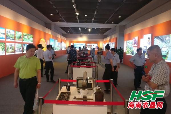 垦区单位组织人员参观海南建省30周年成就展 - 每日要闻 - 海南农垦网