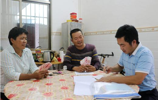 东昌农场公司张昌佳:用行动彰显企业管理人员风彩